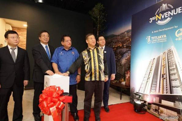 Titijaya breaks ground for Embassy Row properties priced from RM299,000