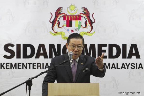 Sorry not enough, Guan Eng tells Goldman