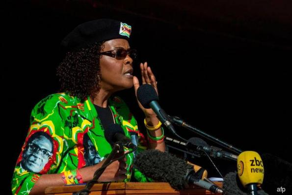 Extending Zimbabwe's reign of terror