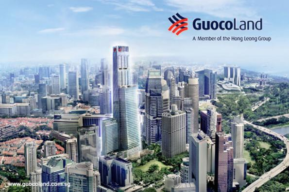 GuocoLand 1Q net profit jumps fourfold