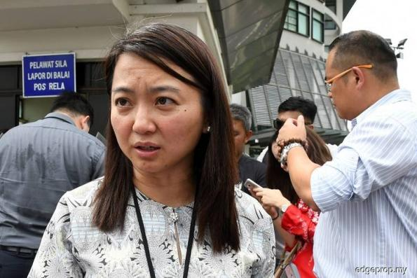 Floods, fallen trees and faulty electrical wiring – Dutamas Raya folk share woes with Hannah Yeoh