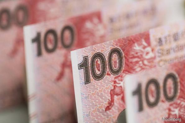 Hong Kong's Dollar Suddenly Strengthens by the Most in a Year