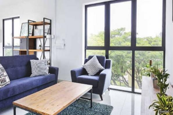 Hmlet to launch 2nd sole co-living building in Newton, S'pore