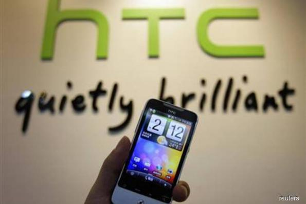 Struggling smartphone maker HTC to slash 1,500 jobs in Taiwan
