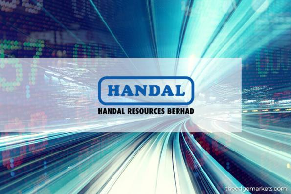 Stock With Momentum: Handal Resources
