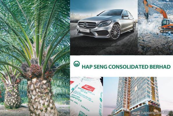 Hap Seng Consolidated 2Q net profit up on disposal gain
