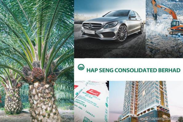 Weaker CPO prices, higher production costs seen to impact Hap Seng Plant