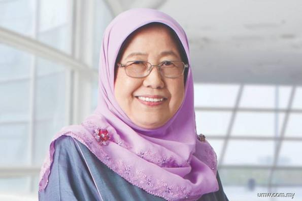 Ex-IRB DG Hasmah Abdullah to lead tax reform committee