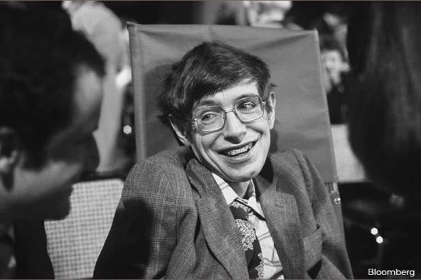 Hawking's generosity of spirit affected co-workers