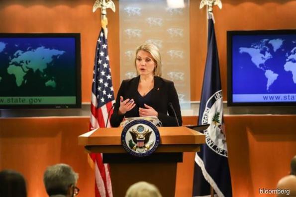 Trump says Heather Nauert will replace Haley as UN ambassador
