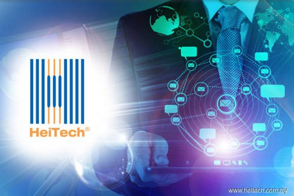 Heitech Padu rises 5.73% on bagging RM14.4m IRB contract