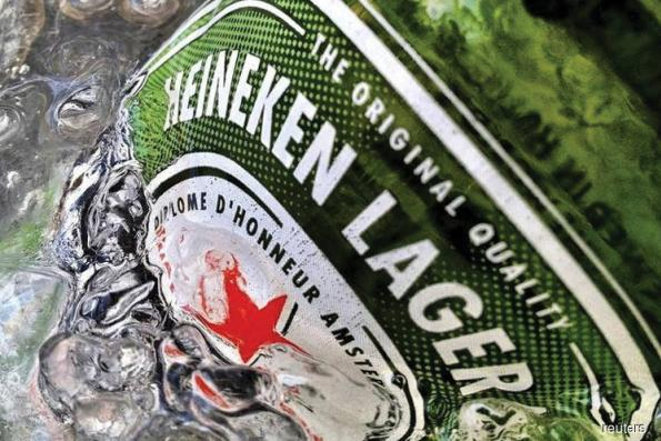 Heineken rises 2.19% on upgrade, higher 3Q earnings
