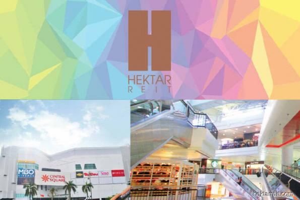 Hektar REIT aims to double asset value by 2026, says CEO