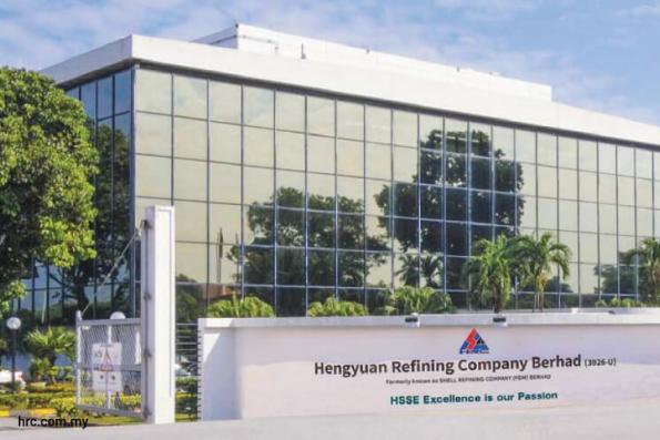 Improved margin, forex gain, lower expenses lift Hengyuan Refining 1Q earnings