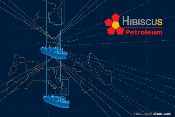 Hibiscus公布沙巴北部油田的储量和或有资源