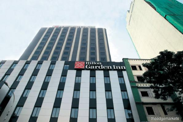 Royal Group sells hospitality assets in Jalan TAR three years after purchase