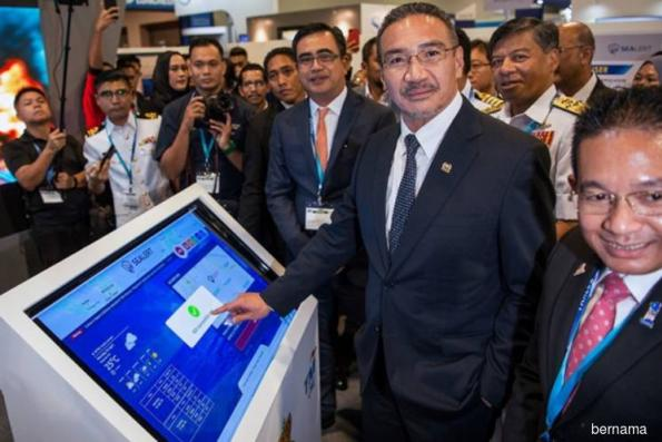 Hishammuddin : Malaysia inks RM17.8b worth of contracts at NATSEC Asia 2018