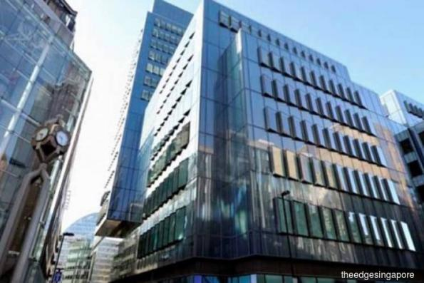 Ho Bee Land acquires Ropemaker Place in London for S$1.16b