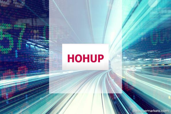 Stock With Momentum: Ho Hup Construction Co