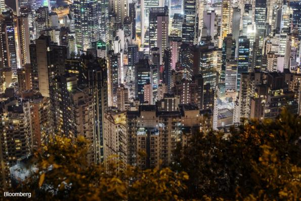 Ghost of '97 stalks Hong Kong economy infected by housing debt