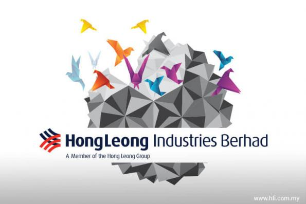 Hong Leong Industries falls 1.84% on plunging into the red in 4Q