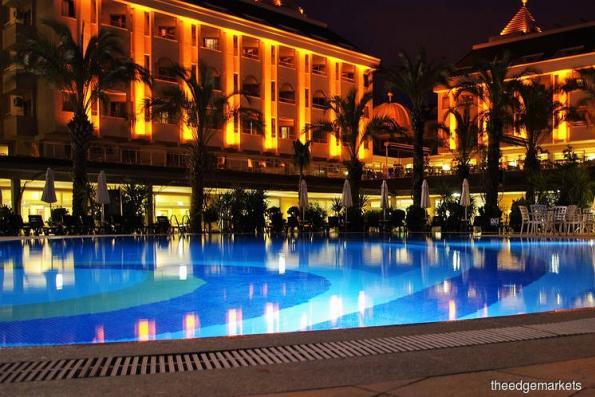 Hospitality stocks unfazed by proliferation of hotels