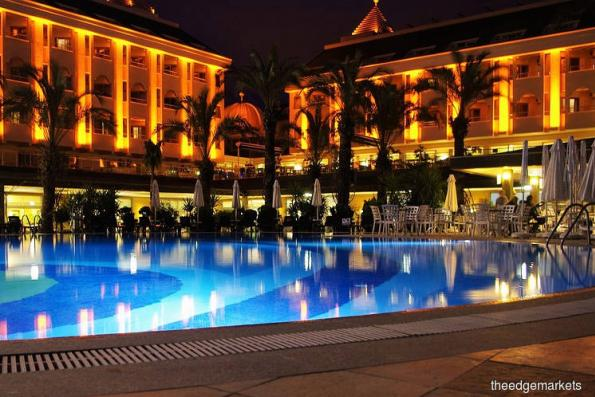 Special Report: Hotels and more hotels