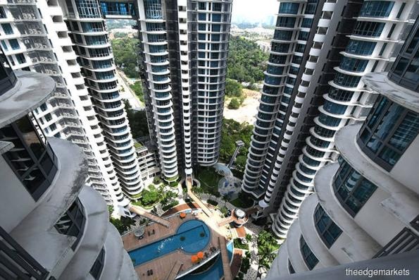 Property outlook: No signs of recovery seen yet