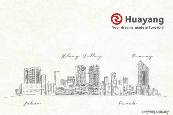 Hua Yang's 2Q net profit jumps 161% on higher property sales