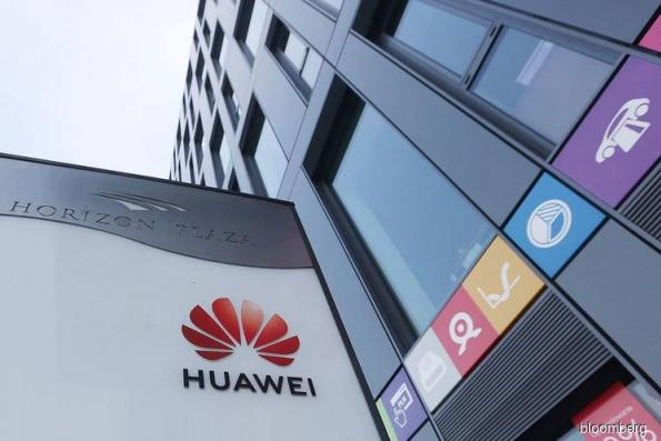 Huawei to start building South African data centres in March