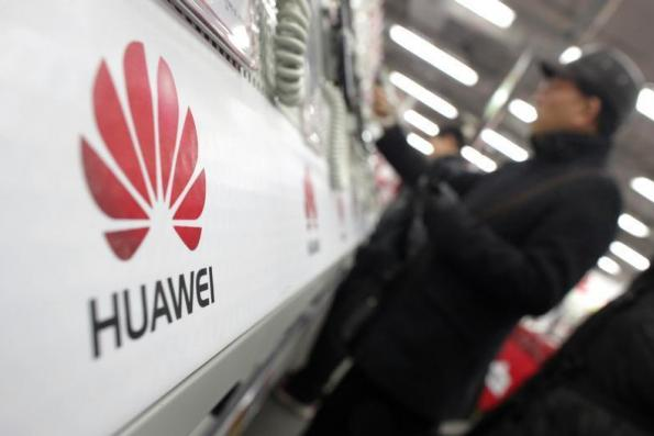 China's Huawei builds British ties in face of US cold shoulder