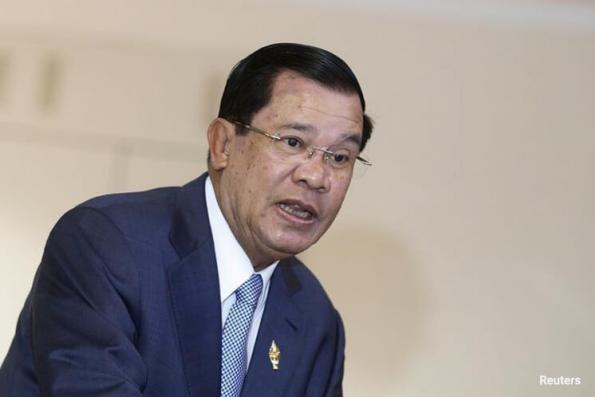Cambodian government files lawsuit to dissolve main opposition party