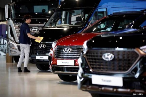 Hyundai Motor, Kia Motors flag slow sales growth in 2018
