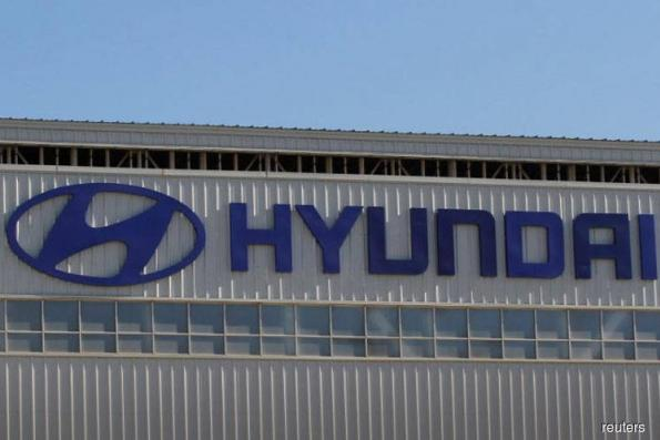 Hyundai workers stop building SUV ahead of US launch as labour row escalates