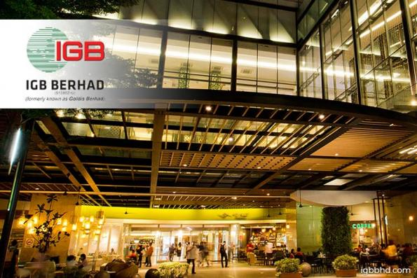 IGB 3Q net profit surges 91% on higher contribution from property development, investments   By Samantha Ho KUALA LUMPUR (Nov 14): IGB Bhd's third quarter net profit surged 90.91% to RM68.29 million, from RM35.77 million a year ago, due to higher contribution from the group's property development and investments in both retail and commercial properties.  Earnings per share for the quarter ended Sept 30, 2018 rose 75.17% to 10.3 sen from 5.88 sen previously, IGB said in a stock exchange filing today.  Revenu