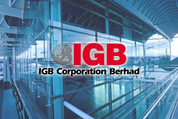 IGB Corp's 3Q profit lower on absence of disposal gain