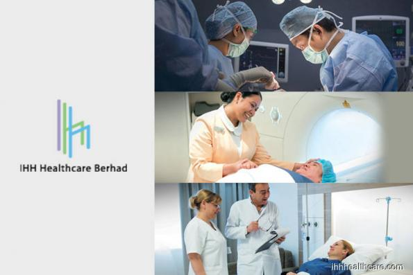 IHH Healthcare 2Q net profit down 48% on absence of one-off gain