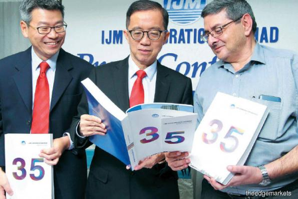 IJM Corp sees lower FY19 order book replenishment