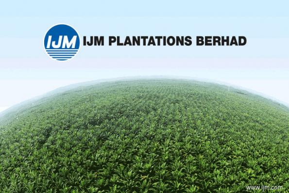 IJM Plantations surges on news it could be a takeover target