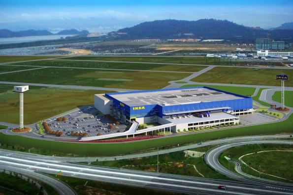 Ikea to open first outlet in northern part of peninsula on March 14