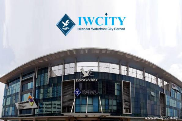 IWCity active, continues rally on possible revival of mega projects