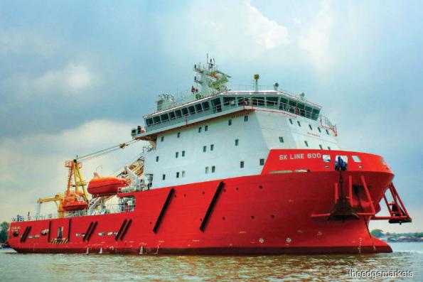 Icon Offshore in the market for vessels?