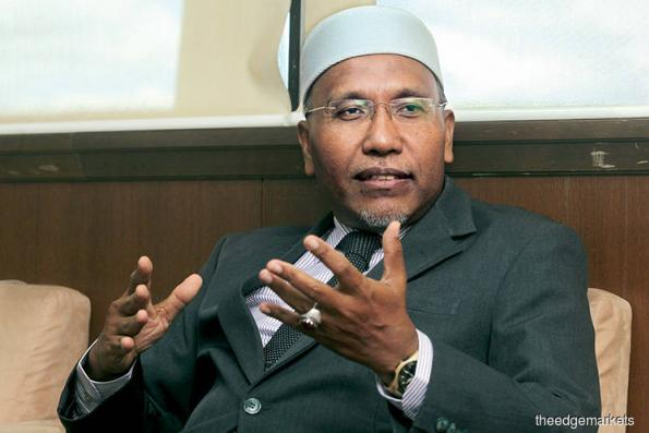 RUN-UP TO GE14: PAS veep: Three-cornered fights will work against BN