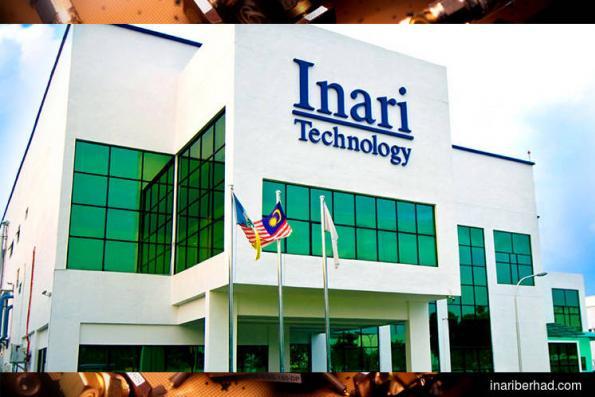 Inari Amertron falls 4.9%, outpacing losses in KLCI