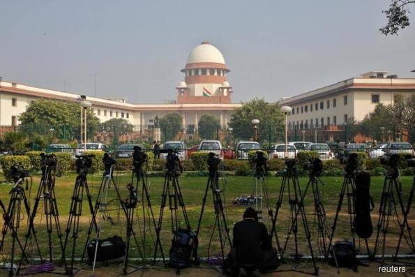 India's top court halts govt takeover of Unitech management