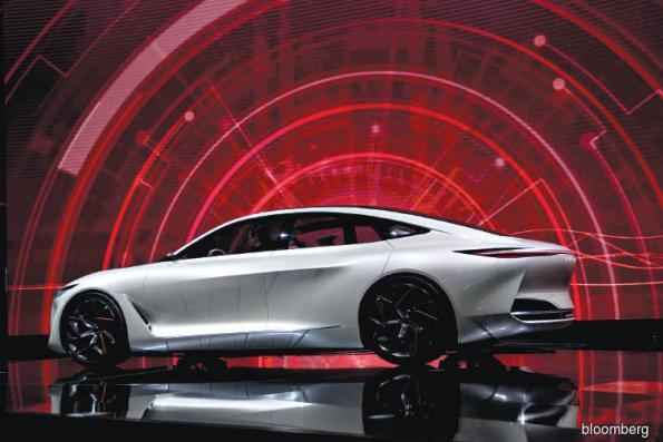 Cars: Nissan Infiniti goes zen in fresh attack on BMW and Audi