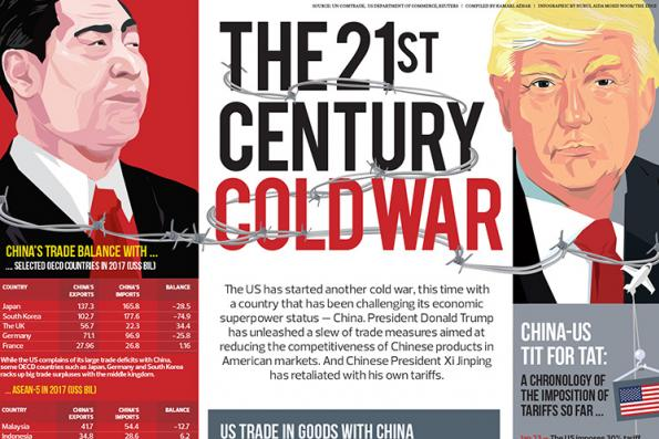 The 21st Century Cold War