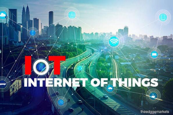 Plotting a future surrounded by IoT
