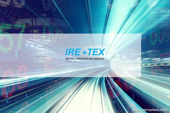 Stock With Momentum: Ire-Tex Corp