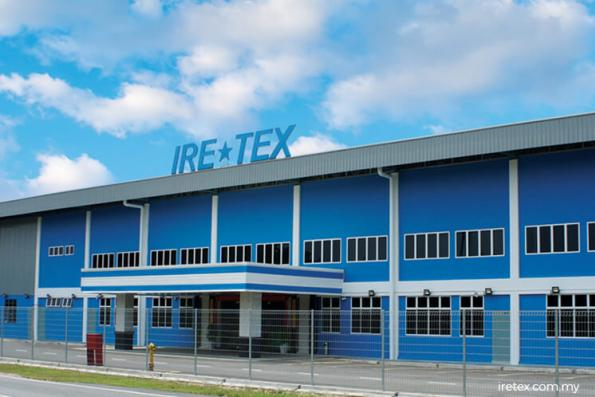Donald Lim emerges as substantial shareholder in Ire-Tex